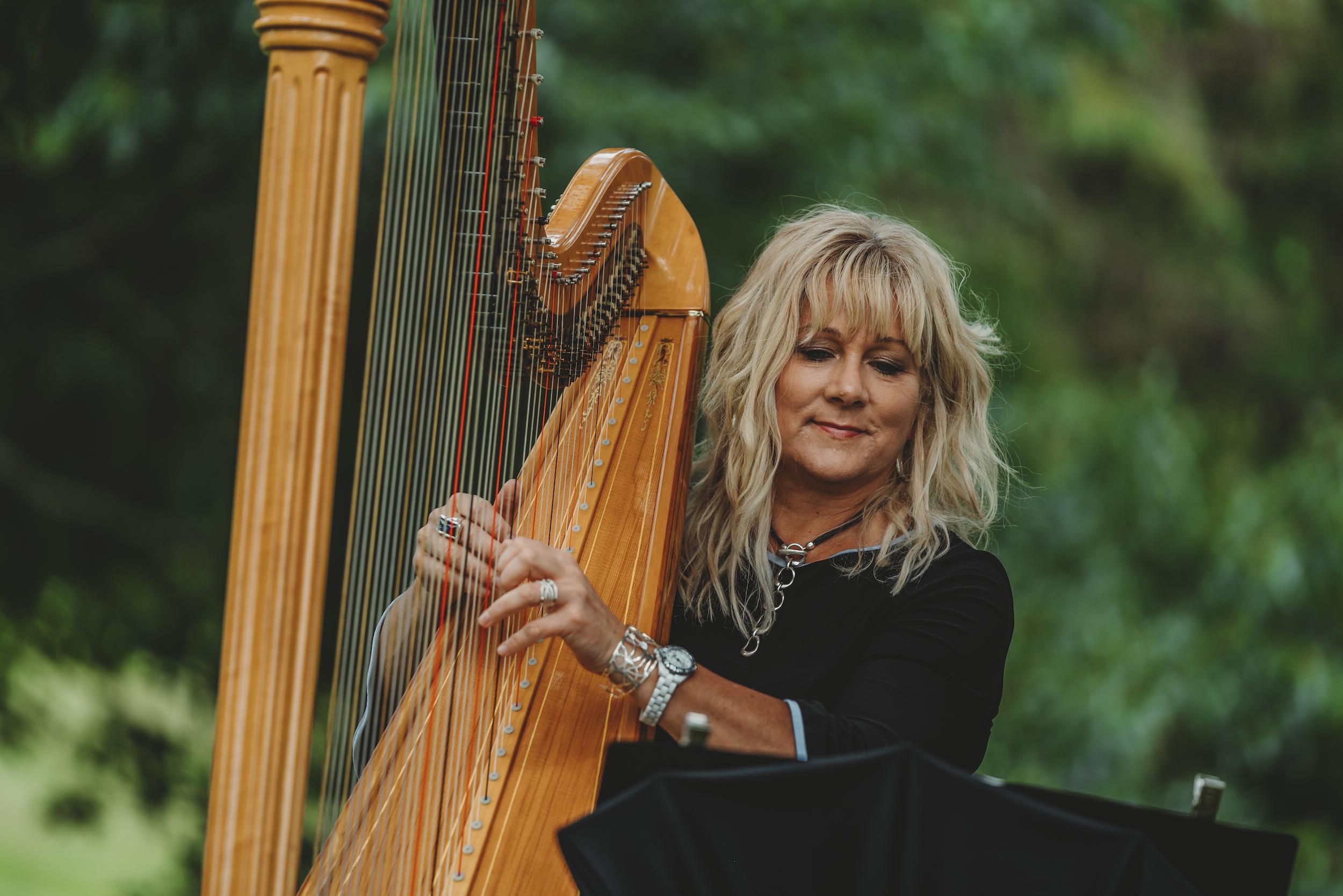 Harpist Minnesota