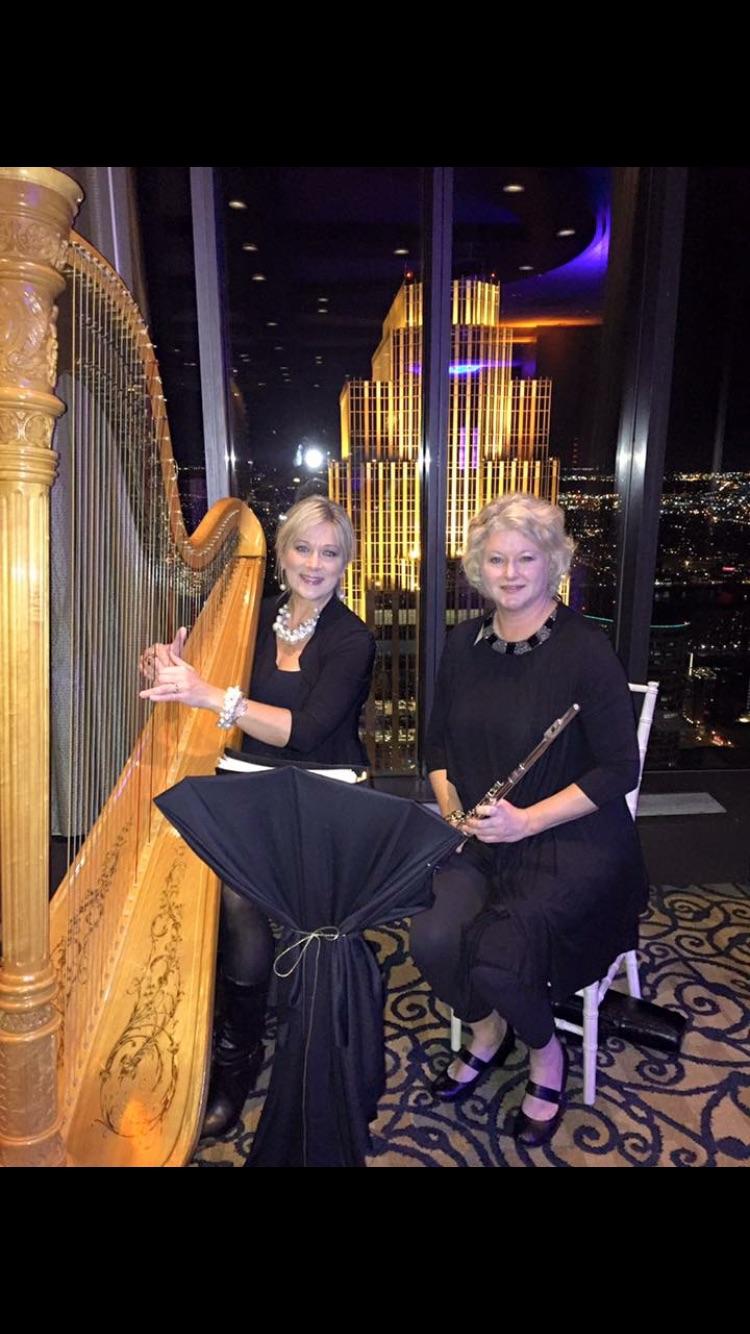 Event Harpist Minnesota