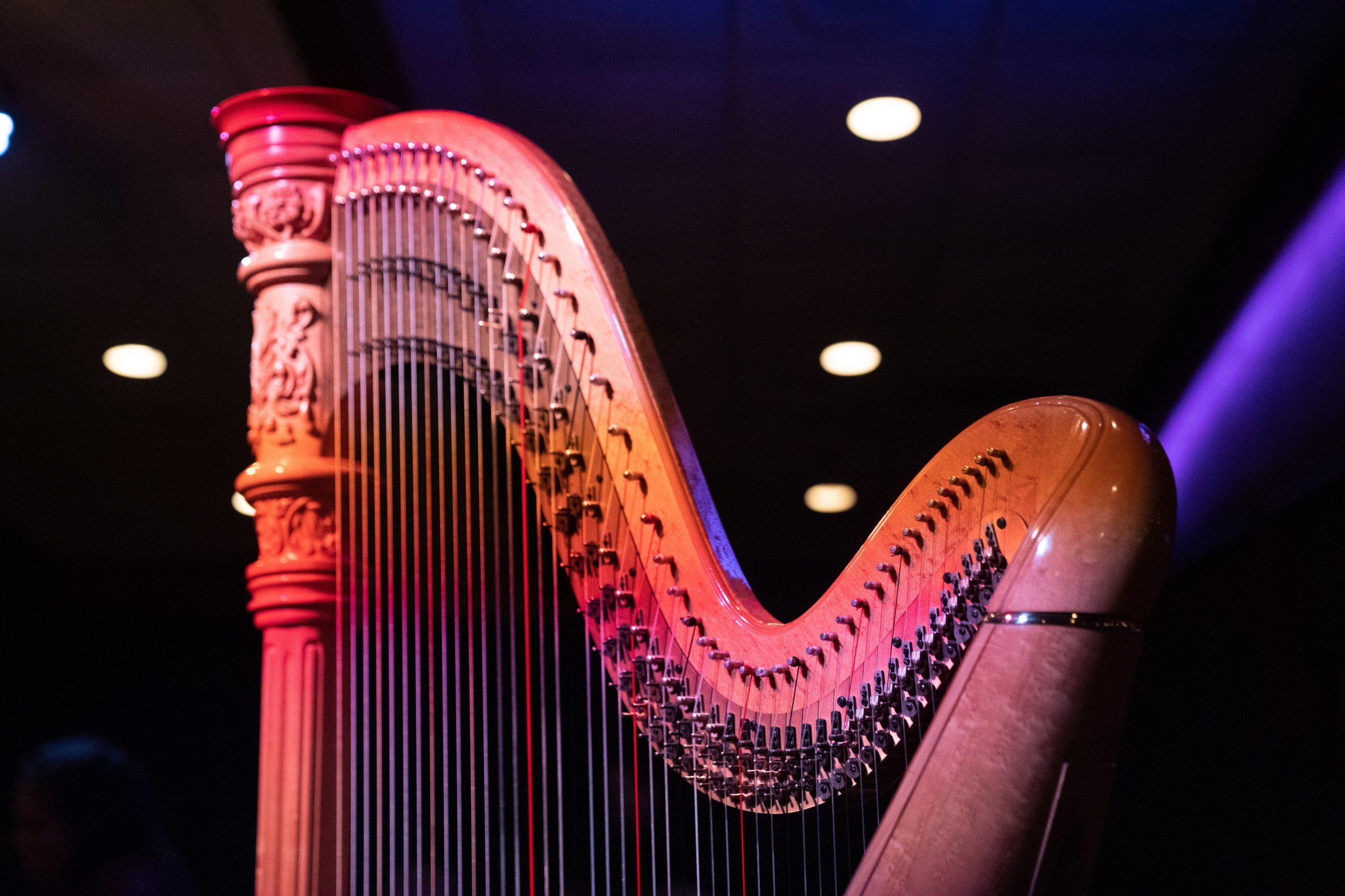 Top of Harp