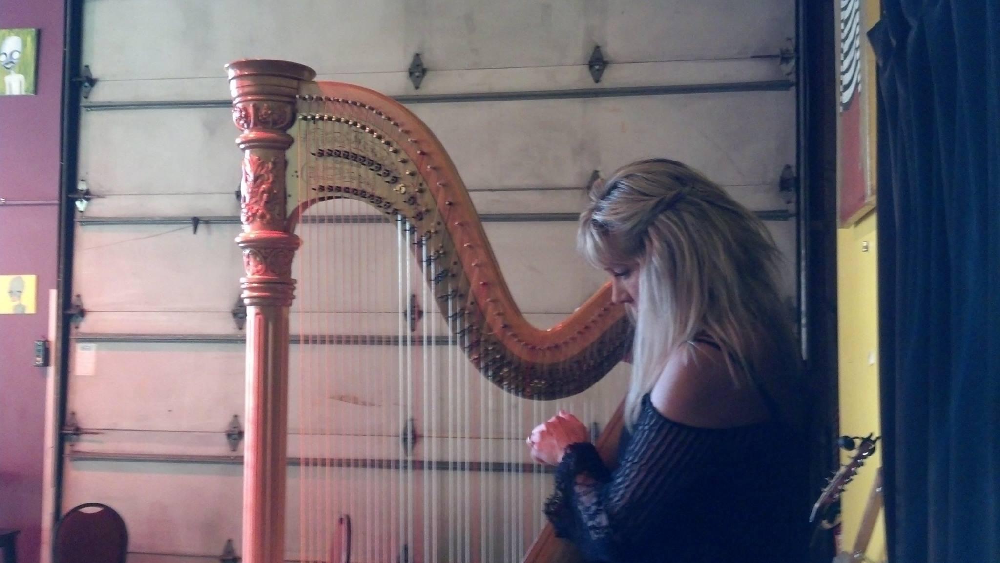 Harp tuning Minnesota