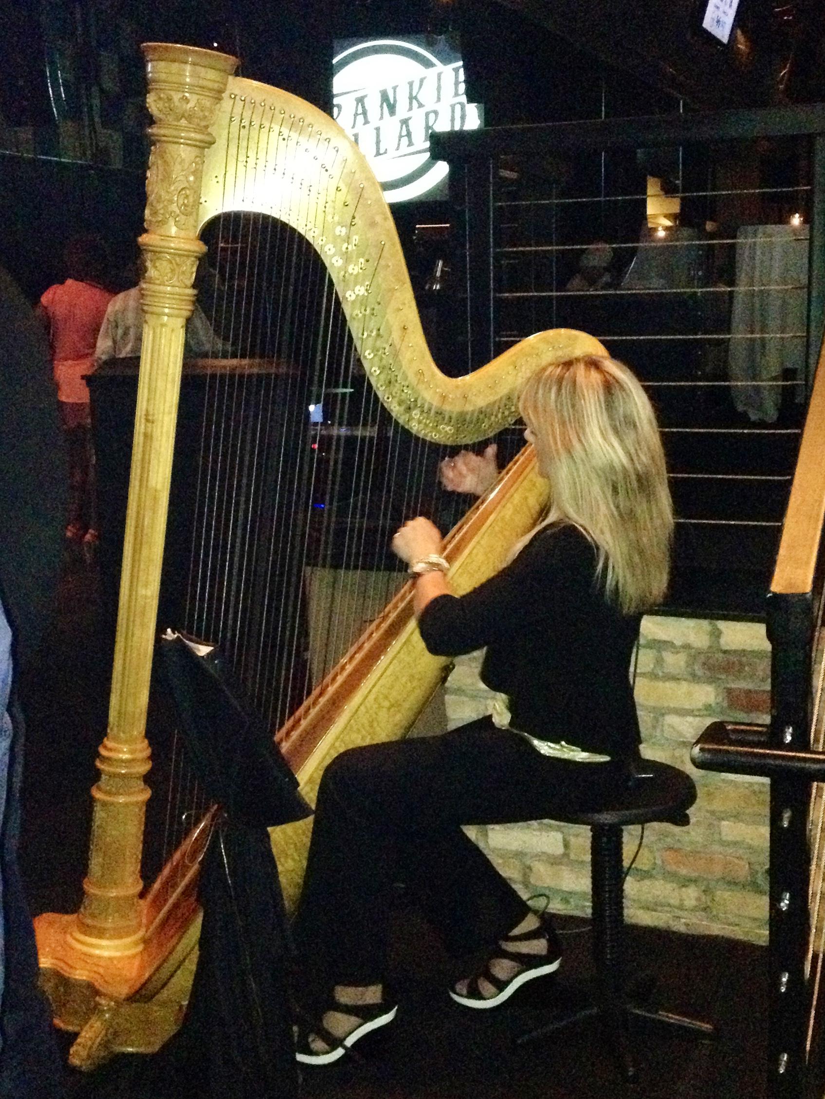 Special Event Harpist